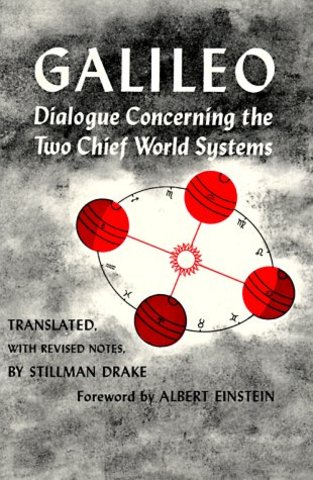 """Galileo publishes """"Dialogues Concerning the Two Principal Systems of the World,"""""""