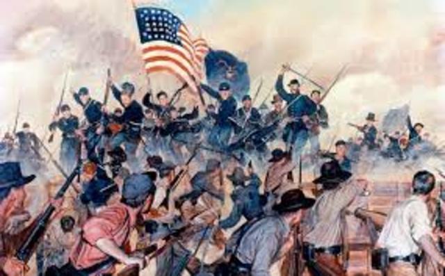 Civil War Began - 1861