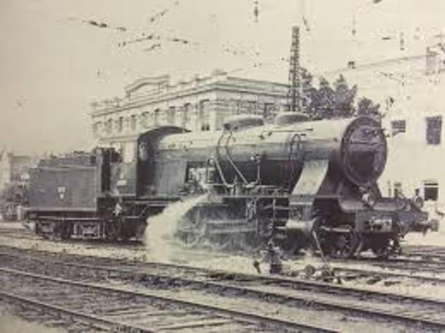 Locomotora Richard Trevithick
