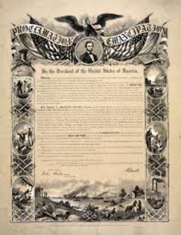 Slavery Ended - 1865