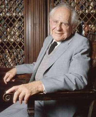 Karl Popper: racionalismo crítico y falsación