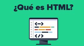 Historia del HTML timeline