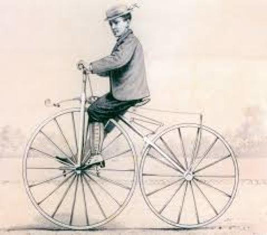 Bicicleta Pierre Michaux