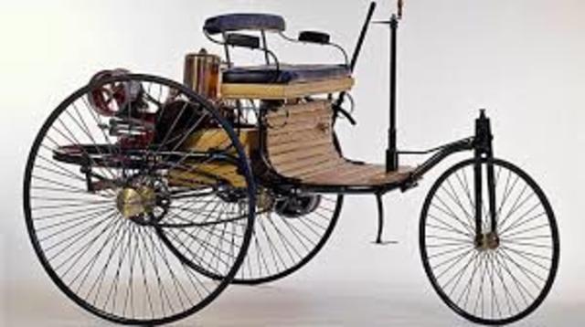 Automóvil Karl Benz