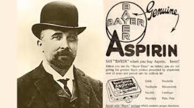 Aspirina Félix Hoffman