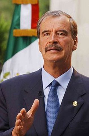 Vicente Fox Quezada (2000-2006)