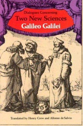 Galileo publishes Two New Sciences