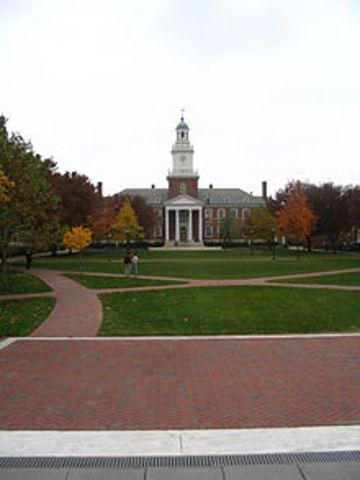 Escuela de Salud Pública de la universidad de John's Hopkins