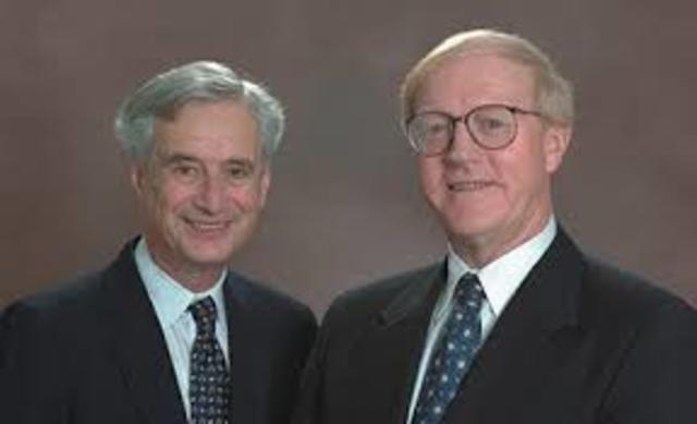 Thomas Peter y Robert waterman Jr.