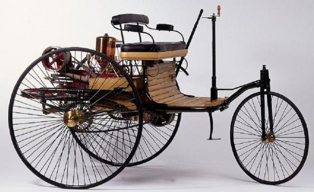 Invención del automovil