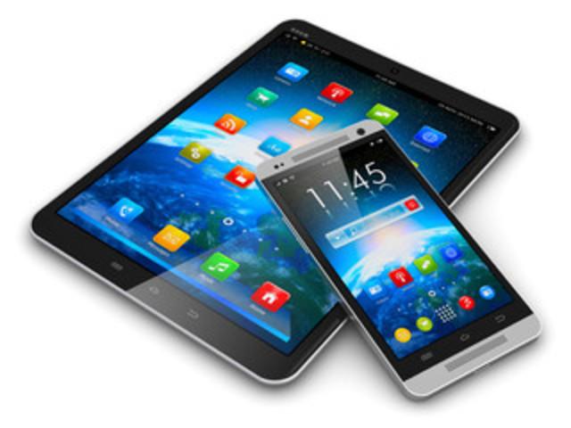 Tablets y smartphone