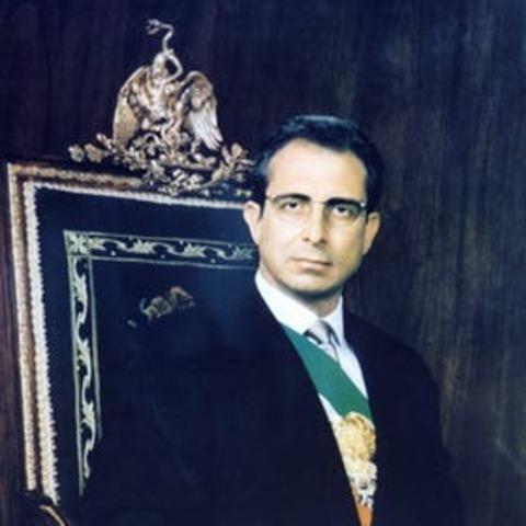 Ernesto Zedillo Ponce de León.(1994-2000)