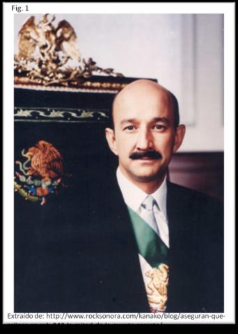 Carlos Salinas de Gortari (1988- 1994)