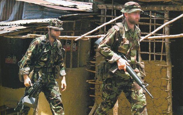 Grupos de rebeldes británicos