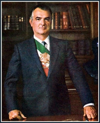 Miguel de la Madrid Hurtado. (1982- 1988)