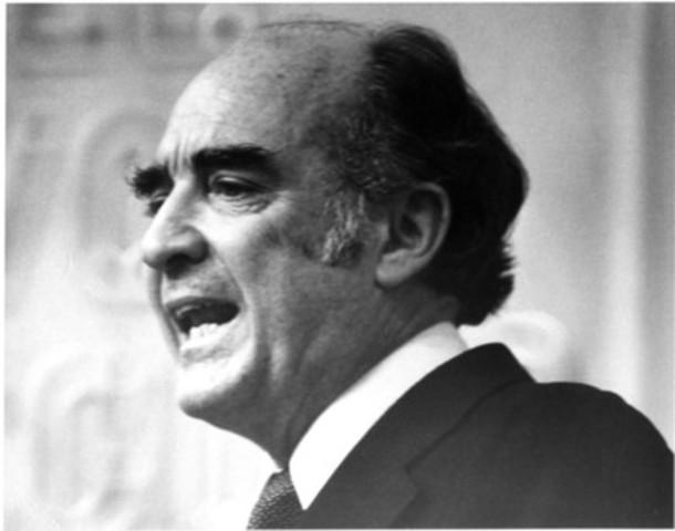 José López Portillo y Pacheco. (1976- 1982)