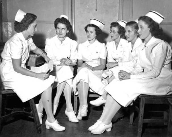 Enfermería en EUA