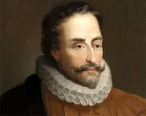 """Miguel de Cervantes Saavedra / """"Principe de los Ingenios"""""""
