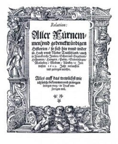 El primer Periódico