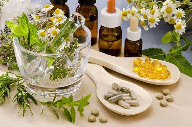 Medicina Herbaria/ Fitoterapia