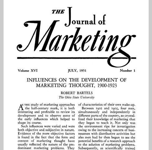 El marketing como ciencia