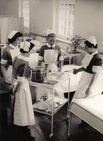 Crónica histórica de Enfermería