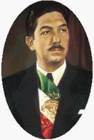 Miguel Alemán Valdés. (1946- 1952)