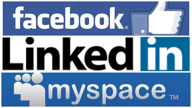 Se lanzan tres redes sociales: LinkedIn, MySpace y Facebook.