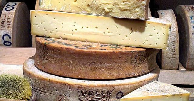Producción queso