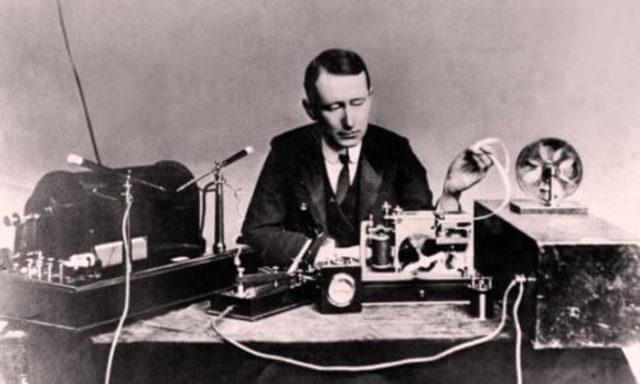 Invención del Radio