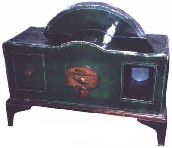 La primer Televisión en el Mercado