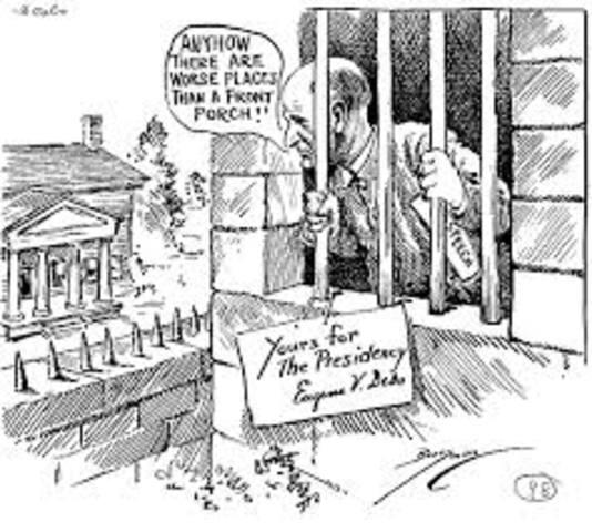 Schenk vs. US
