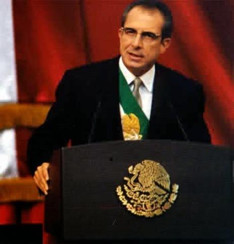 Ernesto Zedillo Ponce de León