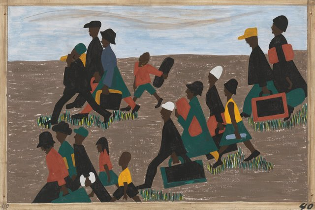Great Migration timeframe