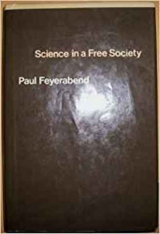 """Science in a Free Society"" published"