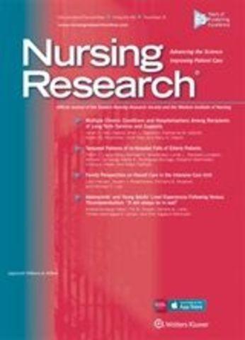 Se publica la primera revista de investigación en enfermería