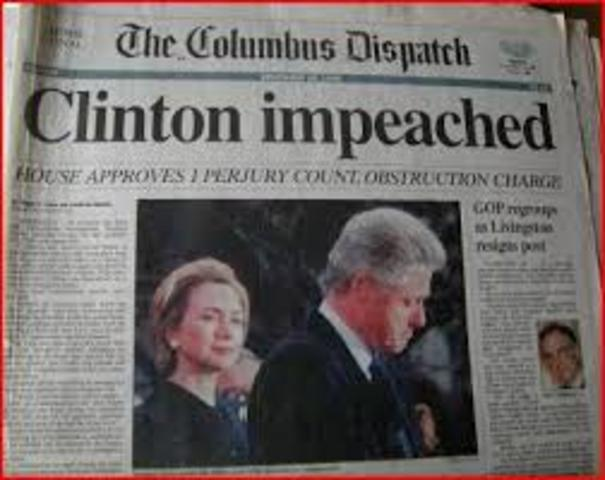 Clinton's Impeachment