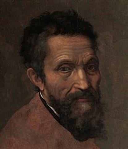 Birth of Michelangelo