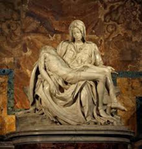 """""""Pietà"""""""