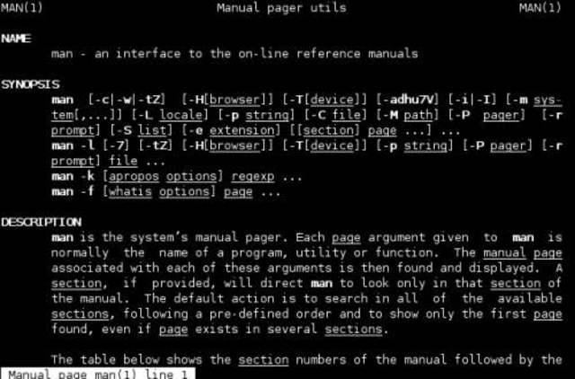 El primer sistema operativo