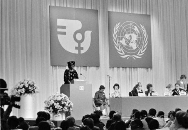 Declaración de la Asamblea General de la ONU sobre Eliminación de la Discriminación contra la Mujer