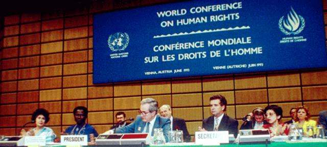 Conferencia Mundial de los Derechos Humanos