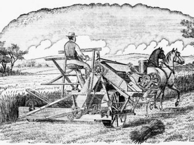 MCCORMICK Segadora mecánica (Agricultura)