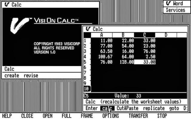 Primera generación de Software