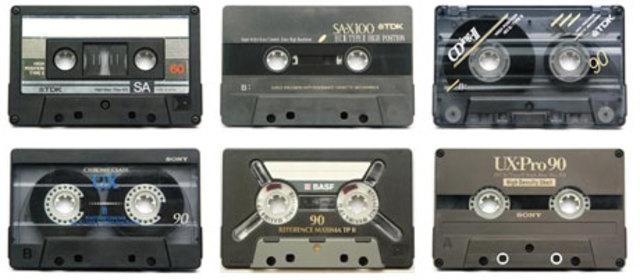 Cassete compacto