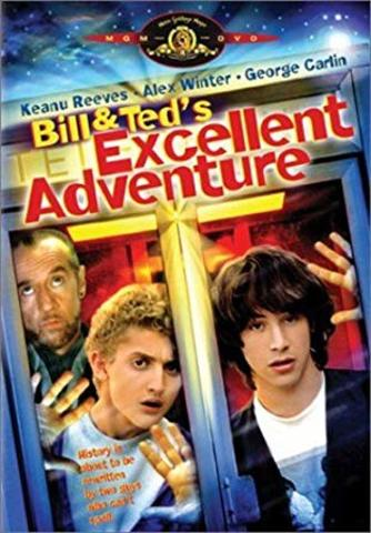 Bill & Ted Excellent Adventure Event