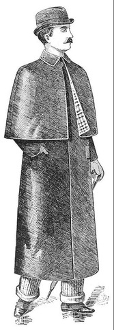 ANT: Impermeabile di C. Mackintosh