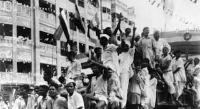 India Independence and Partition