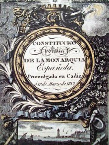Constitució del 1812