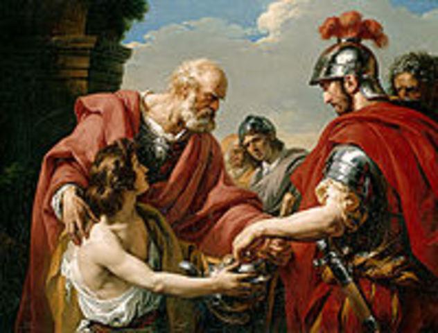 Medicina y teorías de la enfermedad en el Viejo Mundo* La antigüedad remota 460 - 377